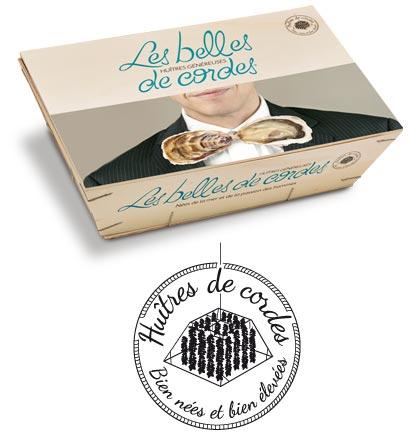 Packaging Belles de Cordes